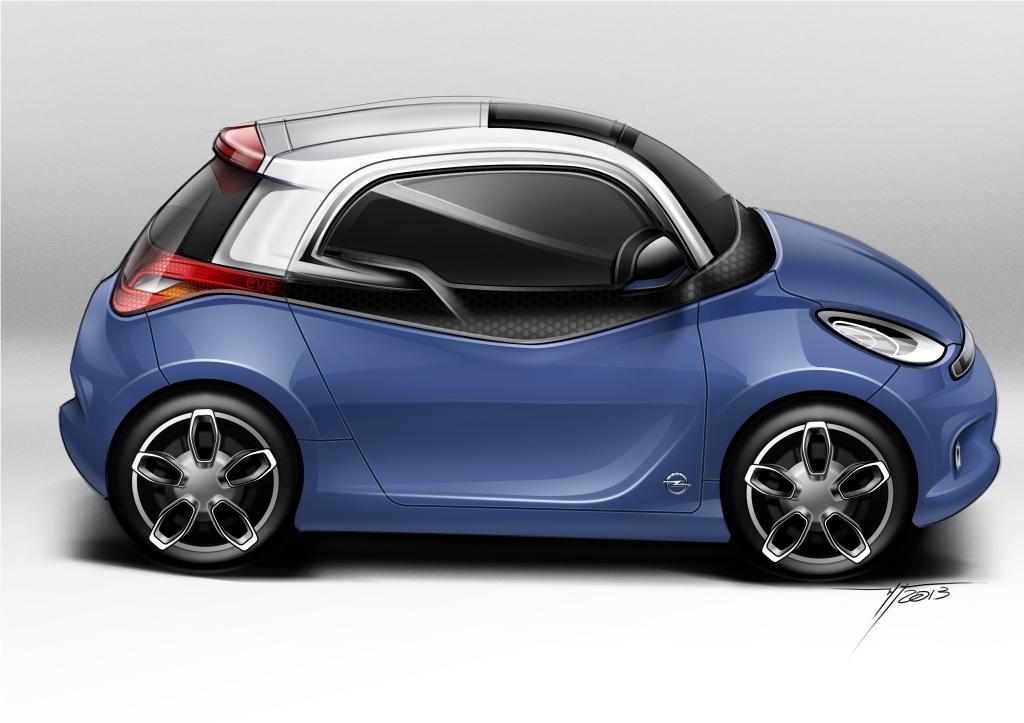 Opel EVE Tomas Ivaskevicius Design