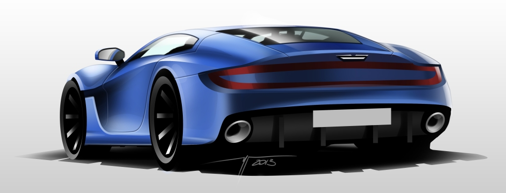 aston photoshop quick back view