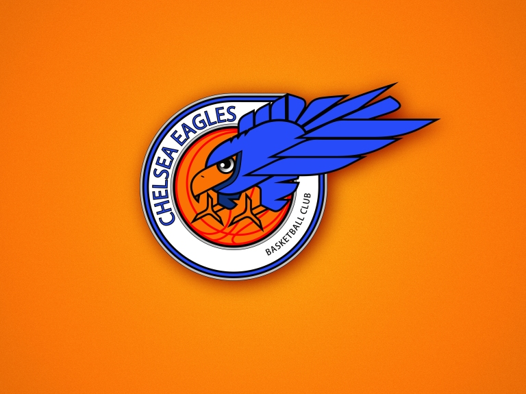 Chelsea Eagles BC Wallpapper Orange