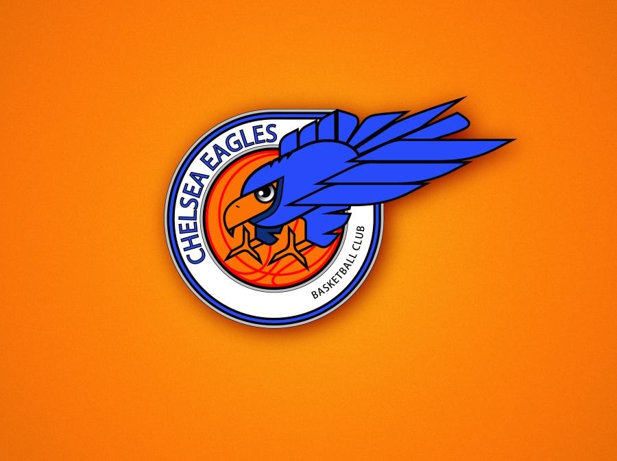 Chelsea Eagles BC Wallpapper Orange