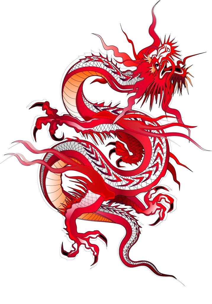 china-dragon china