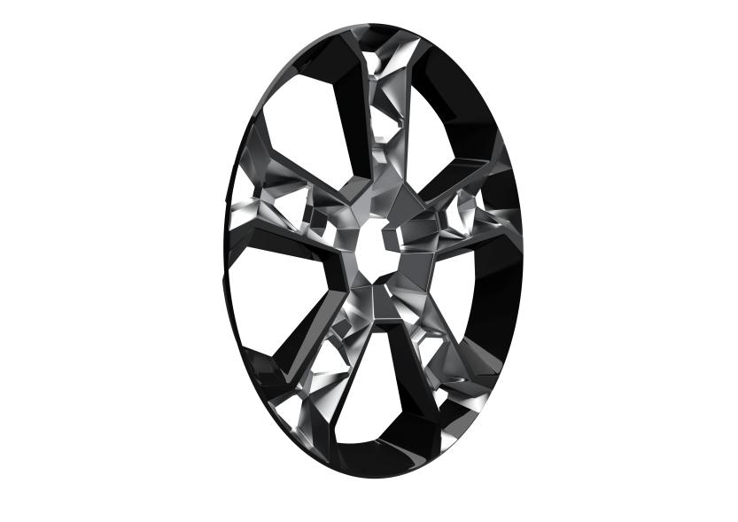 Diamond rim