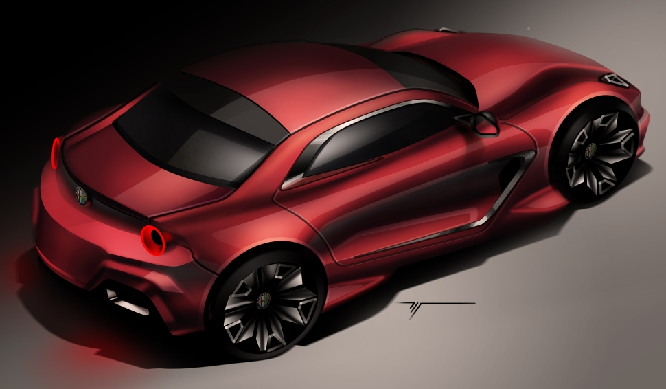 car sketch1